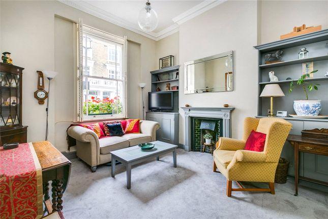 Reception of Cumberland Street, Pimlico, London SW1V