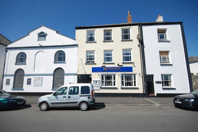 Thumbnail Commercial property for sale in The Quay, Appledore, Bideford