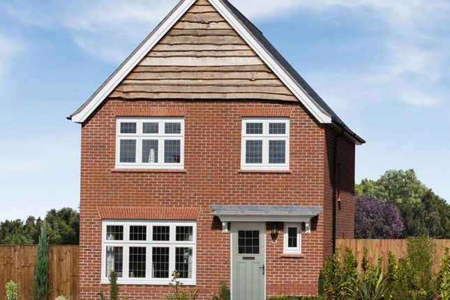 Thumbnail Detached house for sale in Tay Road, New Lubbesthorpe, Leicester