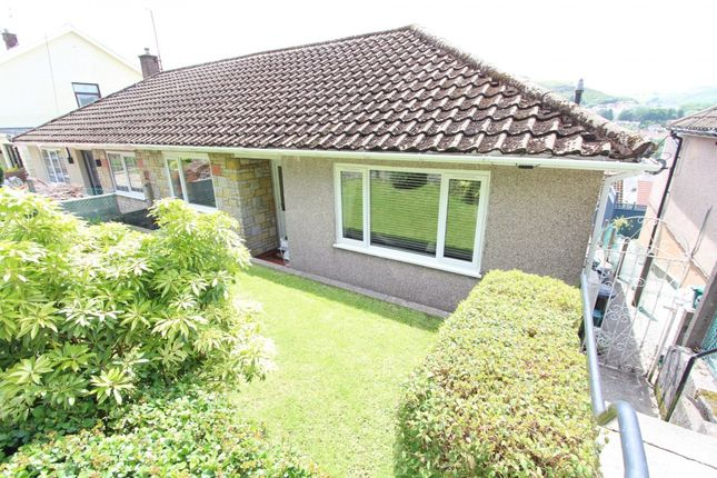 Thumbnail Semi-detached bungalow for sale in Sycamore Drive, Trealaw -, Tonypandy