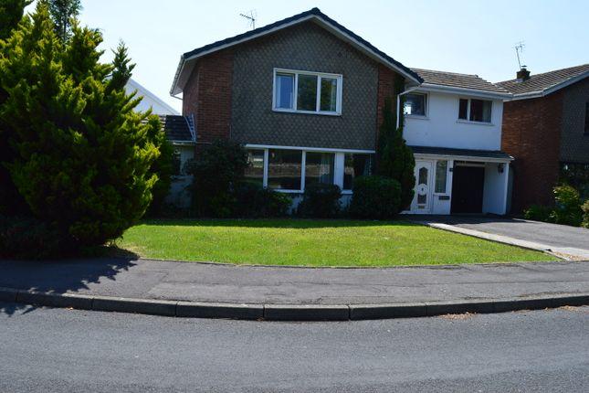 Thumbnail Detached house for sale in Boverton Brook, Llantwit Major