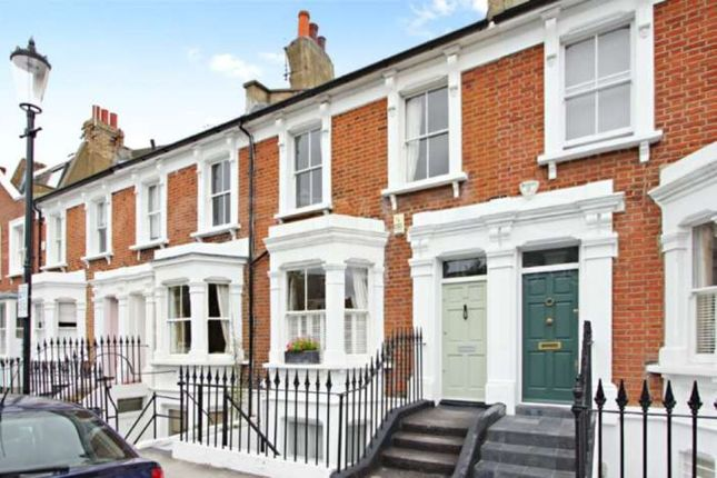Thumbnail Terraced house to rent in Tetcott Road, London