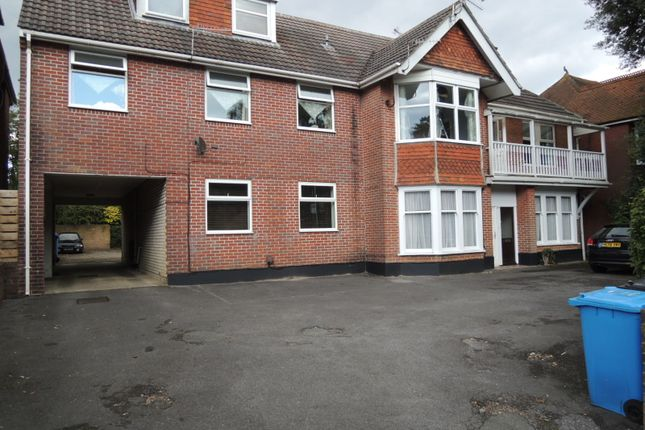 Thumbnail Flat for sale in Ashley Road, Poole