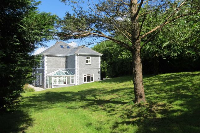 Thumbnail Detached house for sale in South Street, St. Austell, St. Austell
