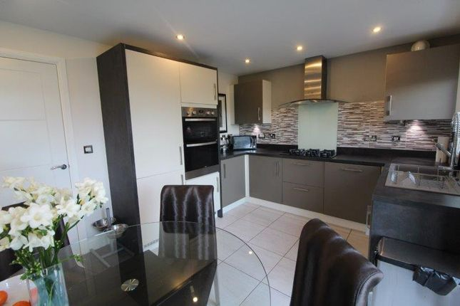 Thumbnail Detached house for sale in Pioneer Way, Blyth