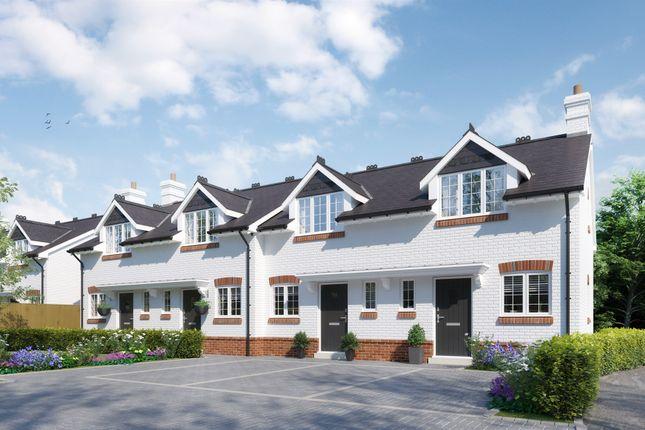 2 bed terraced house for sale in Anvil Road, Pimperne, Blandford Forum DT11