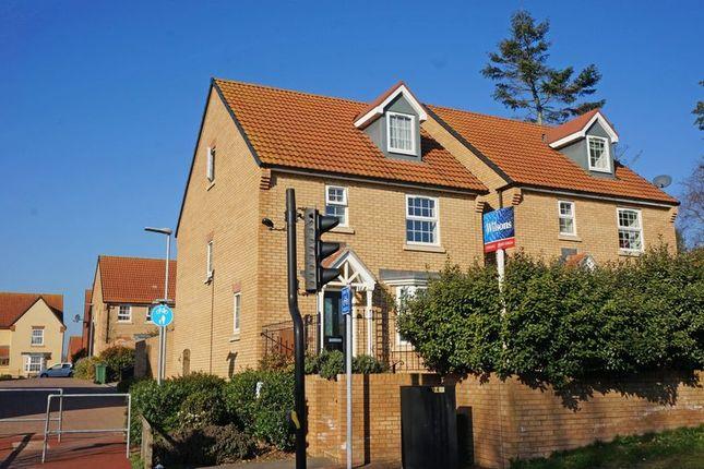 Thumbnail Detached house for sale in Sellicks Road, Monkton Heathfield, Taunton