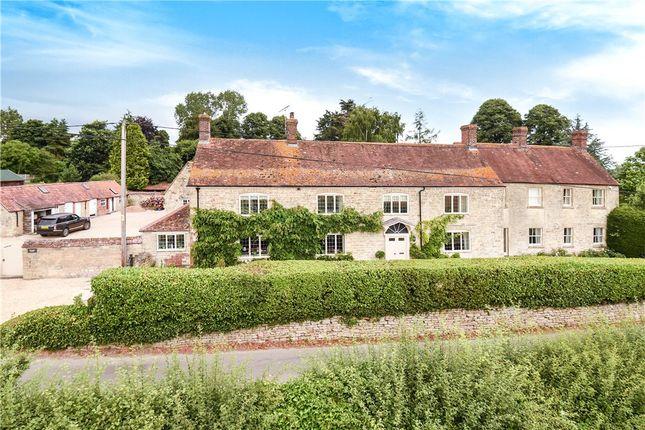 Thumbnail Detached house to rent in Burton Street, Marnhull, Sturminster Newton, Dorset