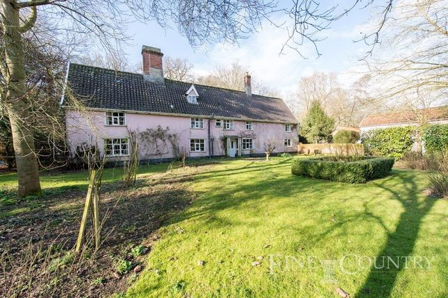 Thumbnail Detached house for sale in Algar Road, Bressingham, Diss