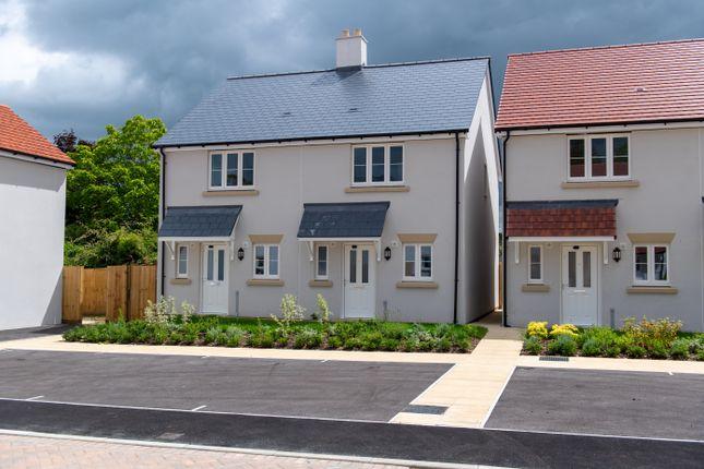 Semi-detached house for sale in Wildewood Rise Longburton, Sherborne