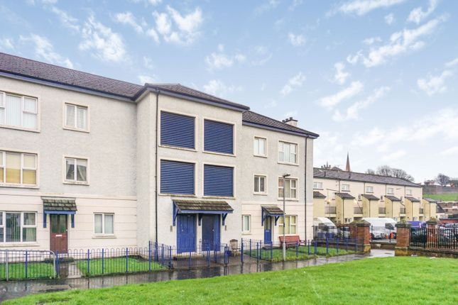 2 bed flat for sale in Columbcille Court, Londonderry BT48
