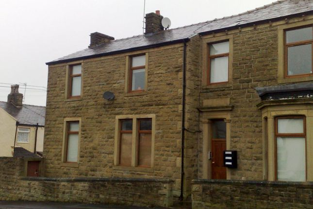 Thumbnail Flat to rent in Hartley Street, Oswaldtwistle, Accrington