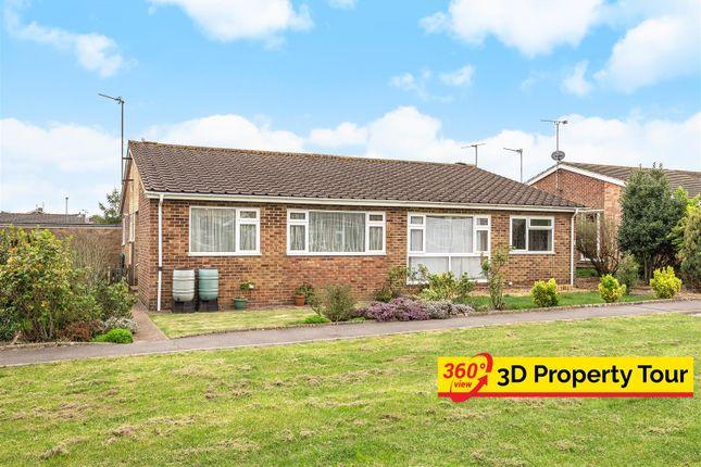 Thumbnail 2 bed semi-detached bungalow for sale in Acorn Green, Hailsham