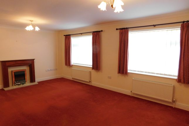 Lounge of Meadow Walk, Stotfold, Herts SG5