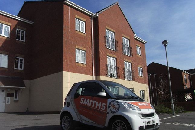 Thumbnail Flat to rent in Edith Mills Close, Neath