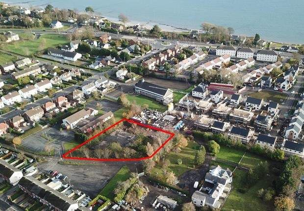 Thumbnail Land to let in Glassillan Grove, Greenisland, Carrickfergus