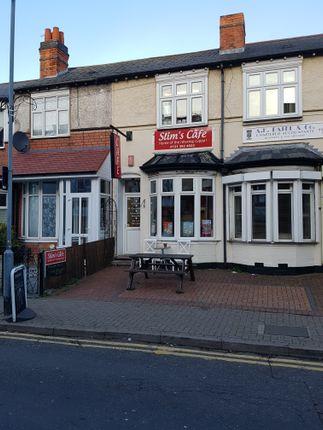 Thumbnail Restaurant/cafe to let in Cotton Lane, Erdington Birmingham