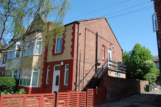 Thumbnail Flat to rent in Borough Road, Tranmere, Birkenhead