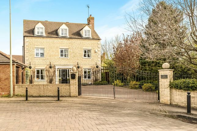 Thumbnail Detached house for sale in Mallards Way, Bicester