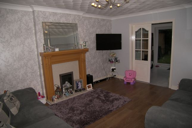 Thumbnail Detached house to rent in Ashby Close, Farnworth