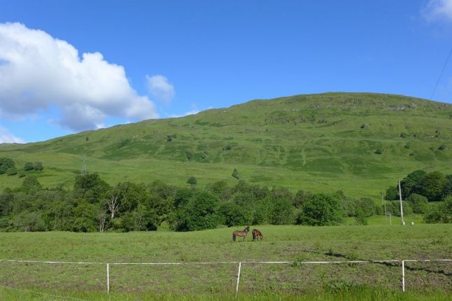 Thumbnail Land for sale in Ladyfield Dalmally Road, Inveraray