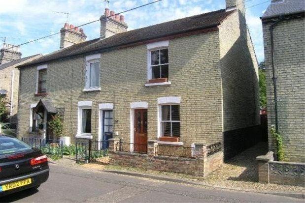 Thumbnail Property to rent in Pepys Terrace, Impington, Cambridge