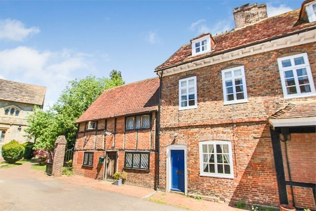 Thumbnail Terraced house for sale in Star Cottages, Church Road, Lingfield, Surrey