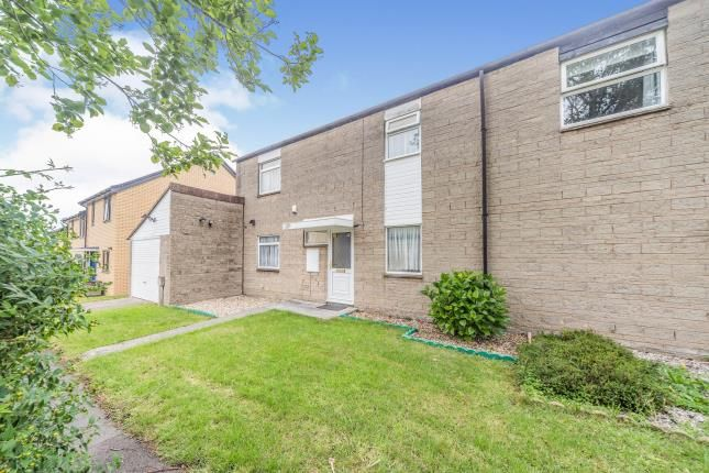 Thumbnail End terrace house for sale in Isaacs Close, Street