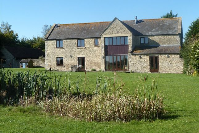 Thumbnail Barn conversion for sale in North Wraxall, Wiltshire
