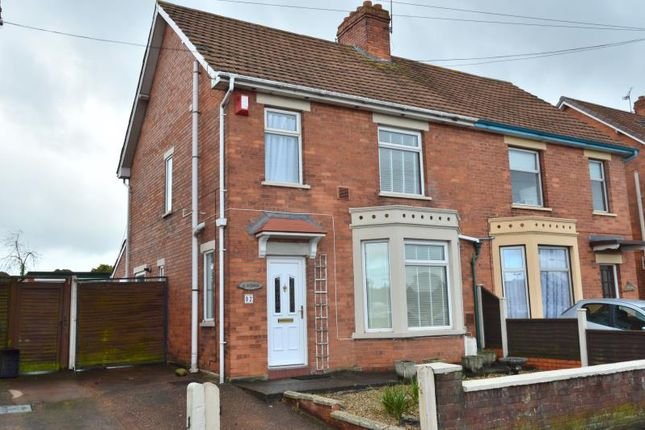 Thumbnail Semi-detached house to rent in Priory Avenue, Taunton, Somerset