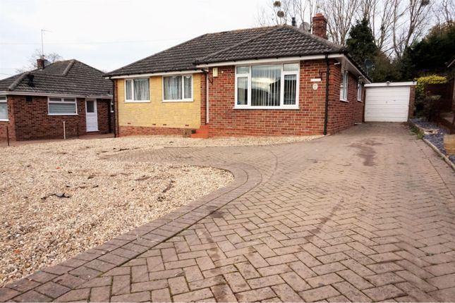 Thumbnail Detached bungalow to rent in Stoke Road, Taunton