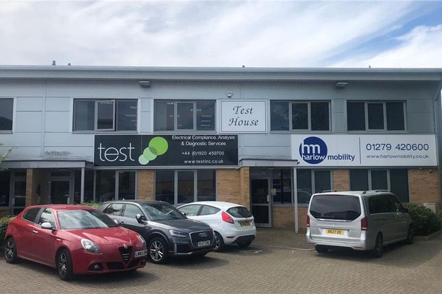 Industrial to let in Units 4&5 Harlow Business Park, Roydon Road, Harlow