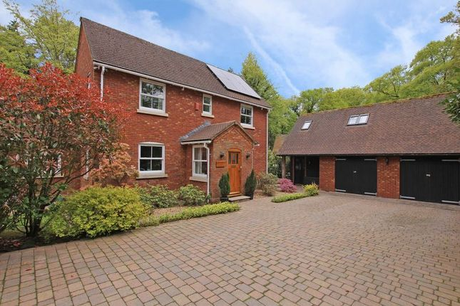 Thumbnail Detached house for sale in Loperwood Lane, Calmore, Southampton