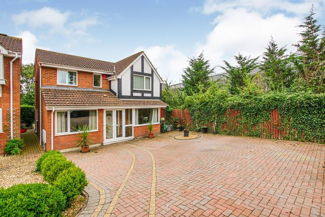 Detached house for sale in Brins Close, Stoke Gifford, Bristol