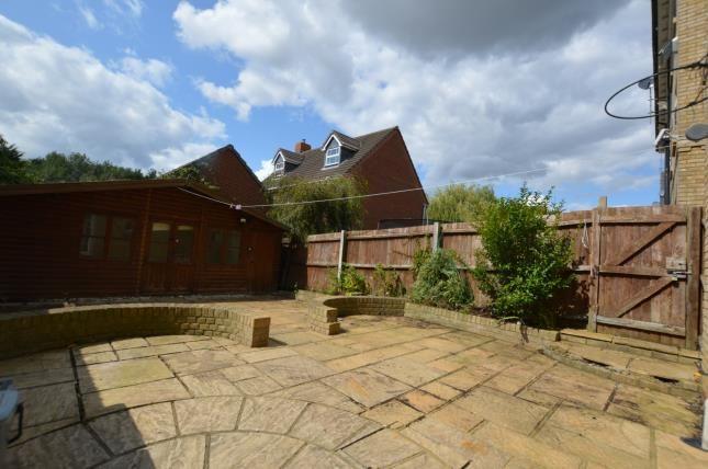 Garden of The Ridings, Grange Park, Northampton, Northamptonshire NN4