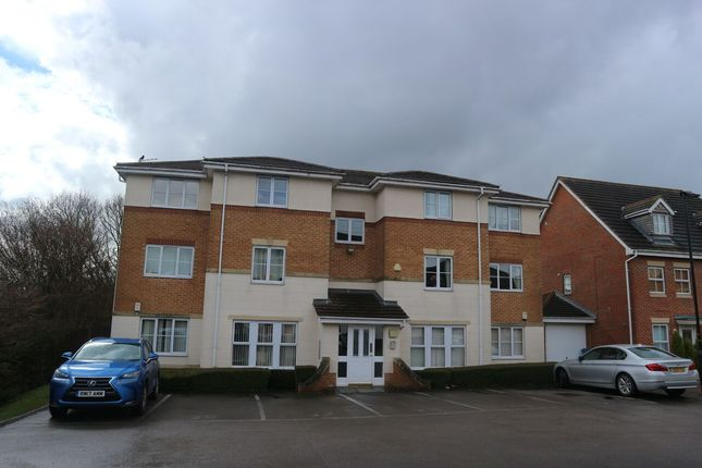 Thumbnail Flat to rent in Myrtle Springs Drive, Sheffield