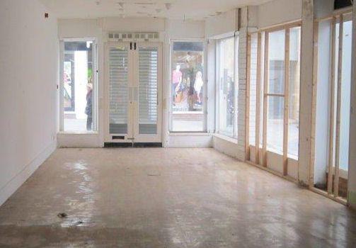 Ground Floor Sales