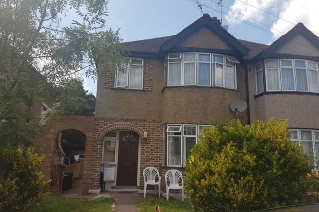 Semi-detached house to rent in Willow Gardens, Hounslow