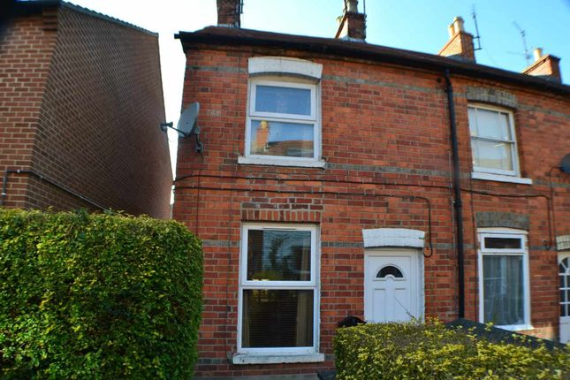 Thumbnail End terrace house to rent in Westbourne Terrace, Newbury