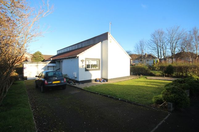 Thumbnail Bungalow for sale in Park Crescent, Inchinnan, Renfrew