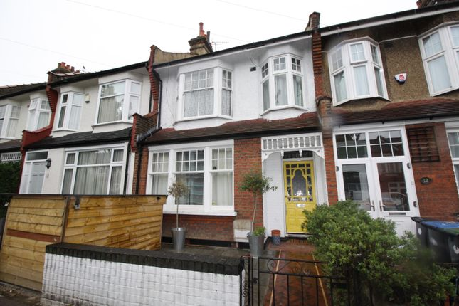 Thumbnail Terraced house for sale in Arnold Gardens, Palmers Green
