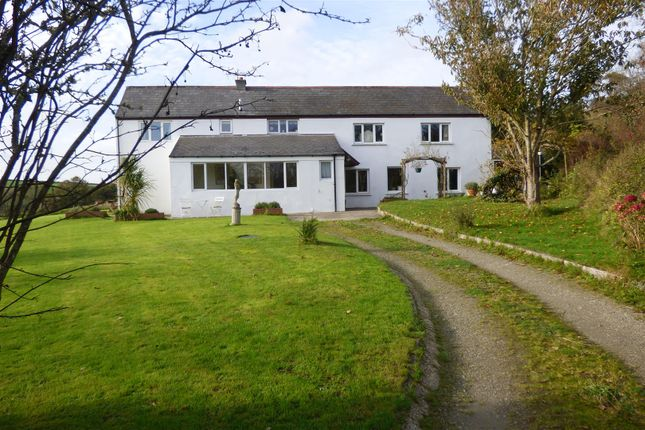 Thumbnail Detached house for sale in Higher Penpol, St Veep, Nr Lerryn