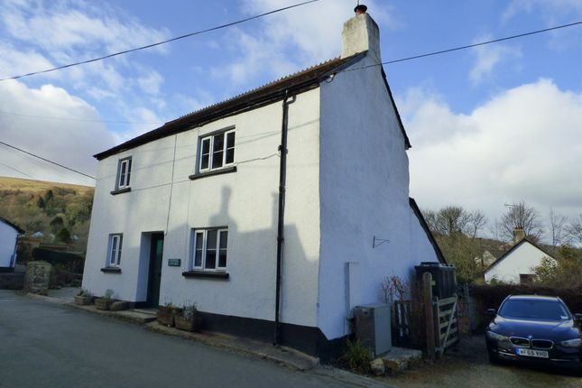 Thumbnail Detached house to rent in Ramsley, South Zeal, Okehampton