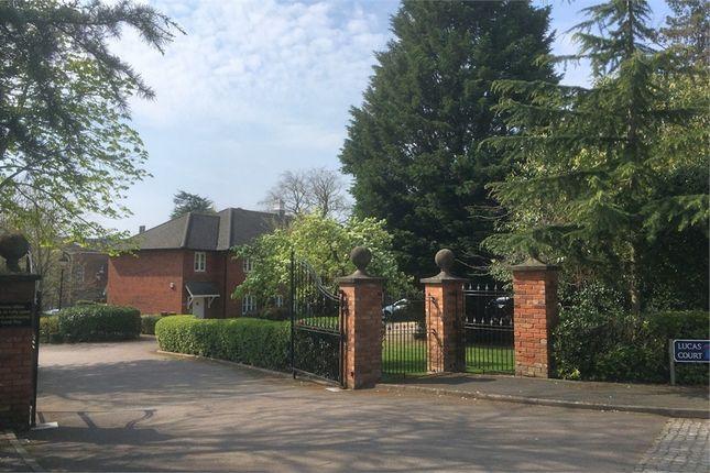 Flat for sale in Alder House, Lucas Court, Leamington Spa, Warwickshire