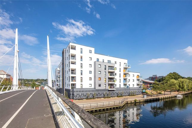 Thumbnail Flat for sale in Wherry Road, Norwich, Norfolk