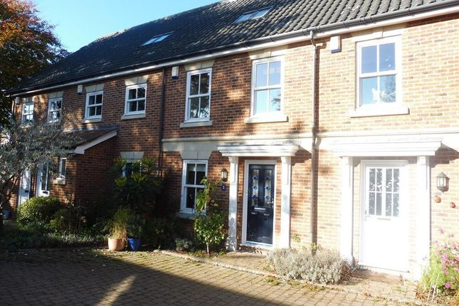 Thumbnail Terraced house to rent in Saxon Place, Bungay