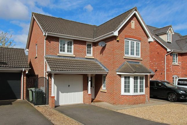Thumbnail Detached house to rent in Highgrove Gardens, Stamford
