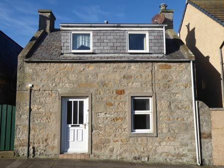 Thumbnail Detached house for sale in High Street, Lossiemouth