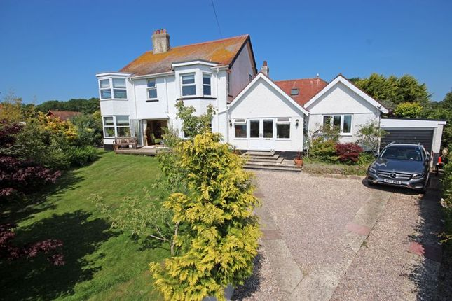 Thumbnail Detached house for sale in Durley Road, Seaton