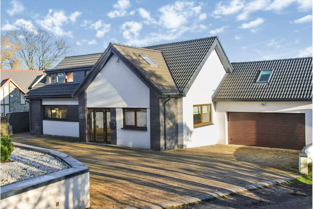 Thumbnail Detached house for sale in Milton Hill, Newport
